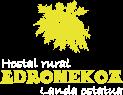 Hostal Rural Edronekoa Unanu Navarra